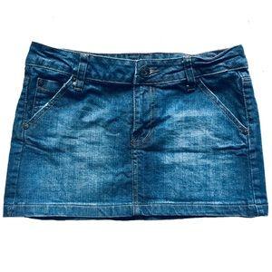 MISS BISOU | Exclusive Premium Denim Skirt Size 5
